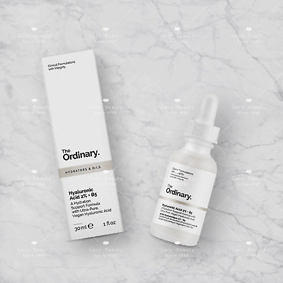 THE ORDINARY Hyaluronic Acid 2% + B5 30mL NEW w/ receipt & gifts