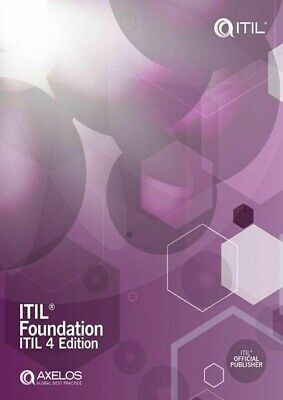 (P.D.F) ITIL Foundation 4 edition | E-Edition