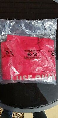 Snap On Tools T Shirt Red Extra Large XL