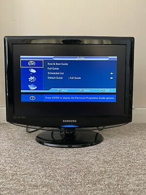Samsung 19 Inch TV Monitor Fully Tested And Working