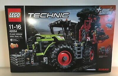 LEGO Technic Claas Xerion 5000 Tractor VC (42054) *NEW & SEALED* RETIRED & RARE