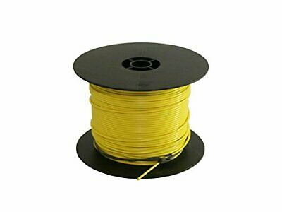 Primary Wire - Yellow - 500 Feet - 16 Gauge