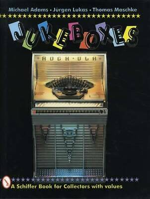 Jukeboxes Collector Refrence w Rockola Wurlitzer Seeburg AMI Rock-ola & Others