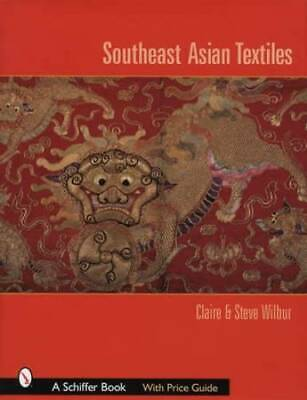 Southeast Asian Textiles Collector Care Guide incl Indonesian Batik Ikat Fabric