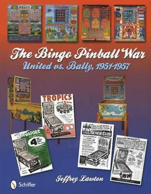 Vintage Pinball Machines 1951-1957 United vs Bally Collector Reference