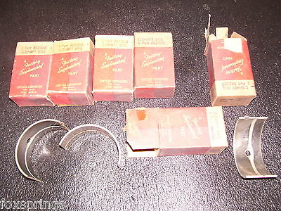 1933-1941 Plymouth 1933 Dodge Connecting Rod Bearings NOS 862080   - PL395