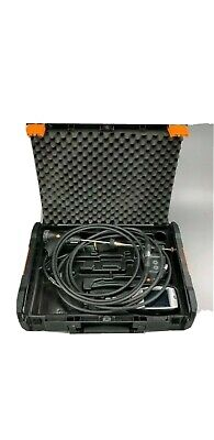 Flue Gas Analyzer Testo 330-1 LL 0516.3330 Messgerätekoffer - Box Set
