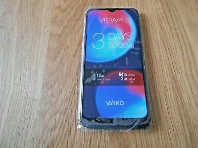 Telephone Smartphone Wiko View 4 ...New 2020...Factice / Faux Telephone