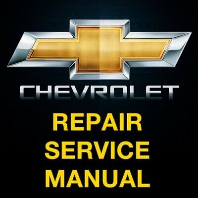 Chevy Avalanche 2007 2008 2009 2010 Service Repair Manual