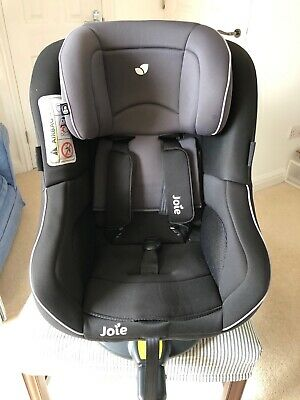 Joie spin 360 Group 0+/1 Baby Car Seat - Black
