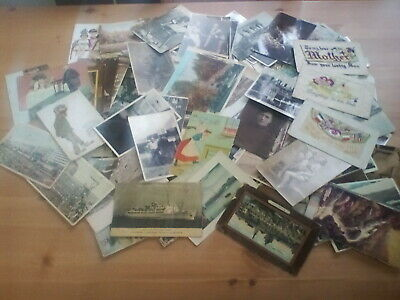 Approx 150 postcards