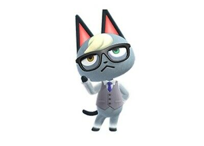 Animal Crossing New Horizons - Raymond In Boxes - Narciso