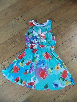 Adidas Originals Girls Dress Age 11-12 Years Great Condition