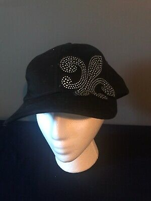 Black Desinger Women's Hat