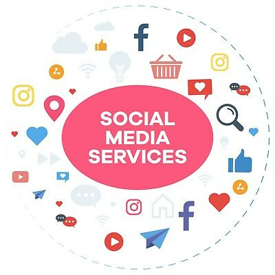 One Address For All Social Media Services!