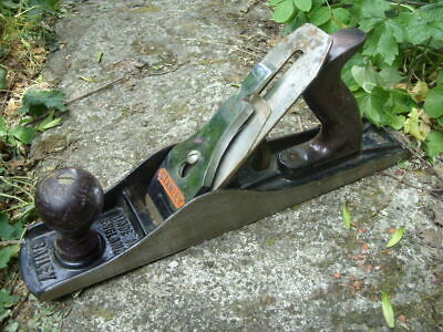 Stanley No 5 Jack Plane with Plastic Knob & Tote Made in England