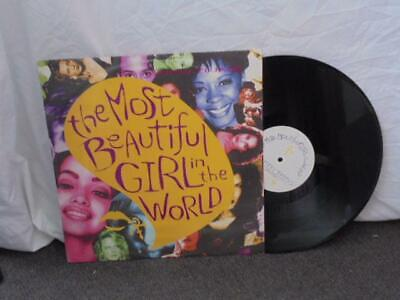 The Most Beautiful Girl In The World - Prince Npg - 45 Maxi 12 Inch Single