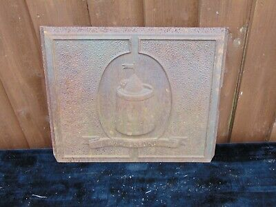 Vintage Cast Iron Waterford Manhole Cover
