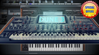 Synapse Audio Dune 3 VST ✅For windows✅Lifetime ✔ Instant delivery