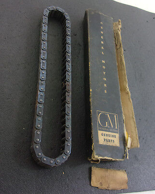 1940's-1960's GM Timing Chain NOS 557396 0.724   -  CH962