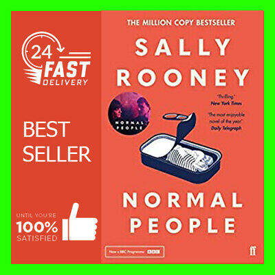 NORMAL PEOPLE by Sally Rooney, 2019 [P.D.F] BEST SELLER DISPATCHED BY 24 HRS