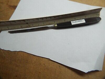 NICE Civil War Era G. Tiemann SCALPEL LIKE MINT