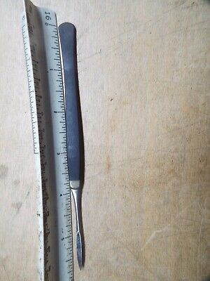 NICE Civil War Era G. Tiemann SMALL SCALPEL NEAR MINT D