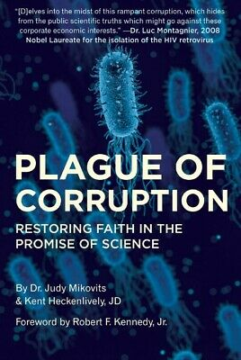 Plague of Corruption✅Restoring Faith in the Promise of Science✅[P.D.F, E-B0OK]✅