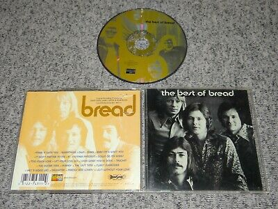 BREAD The Best of Bread OOP 2001 CD Rhino/Elektra - Greatest Hits - David Gates