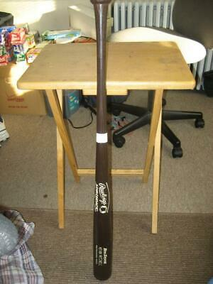 Rawlings Adirondack Professional Model P302 Kevin Mitchell Player Issued Bat