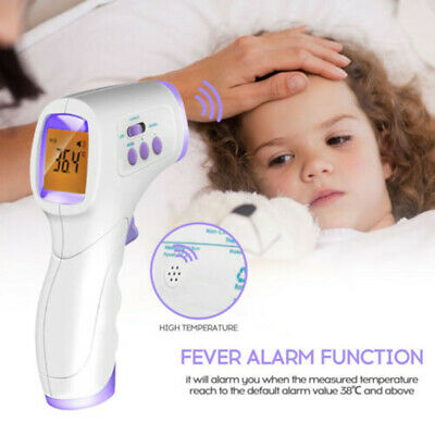 Digital IR Infrared Termometer Non-Contact Forehead Baby/Adult Body Thermometer
