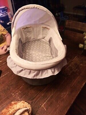 Graco Collapsible Bassinet(co Sleeper)
