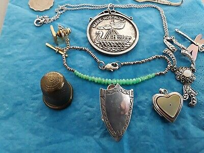 Mix Bundle of Sterling Silver 925 Jewellery and other items