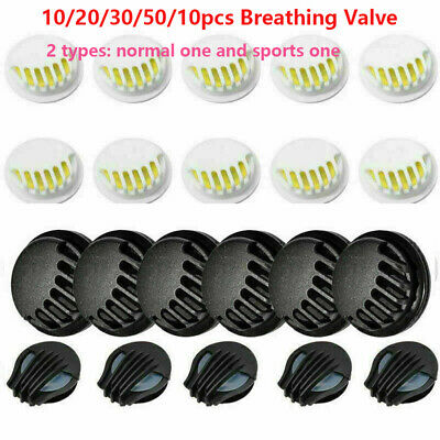 Normal or Sport Breathing Valve Face Mouth Filter Dustproof Windproof Foggy Haze