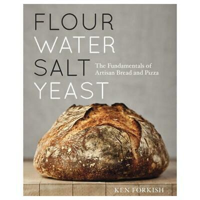 Flour Water Salt Yeast : The Fundamentals of Artisan Bread and Pizza (P.D.F)