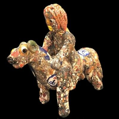 Ultra Rare Phoenician Animal Statuette  Super Quality (Very Large Size) (2)