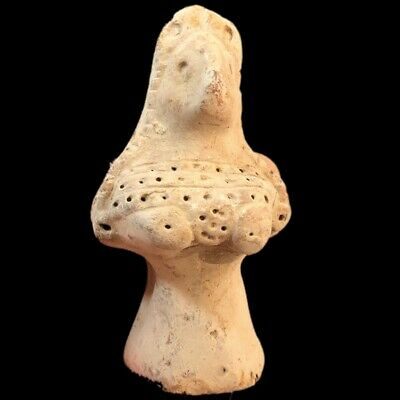 Top Quality Ancient Indus Valley Female Fertility Goddess Figurine (3)