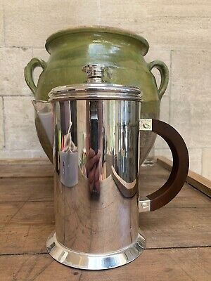 Soho House Home Audley Silver Coffee Press, Large - New In Box