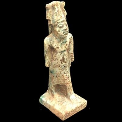 Egyptian Statue, Late Period 664 - 332 Bc (11)