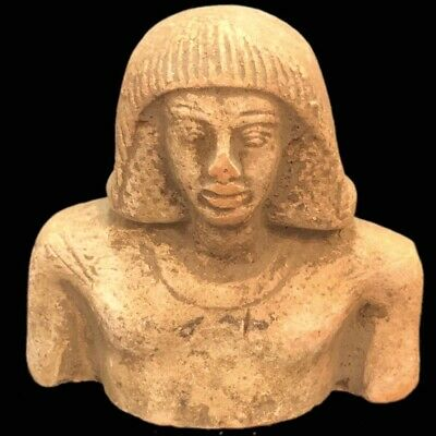 Egyptian Statue, Late Period 664 - 332 Bc (19)