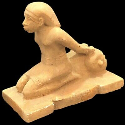 Egyptian Statue, Late Period 664 - 332 Bc (20)