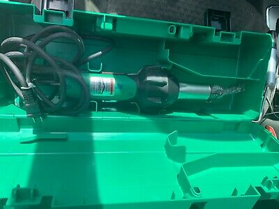 Leister Triac ST Hot Air Tool - new condition. No tip with welder