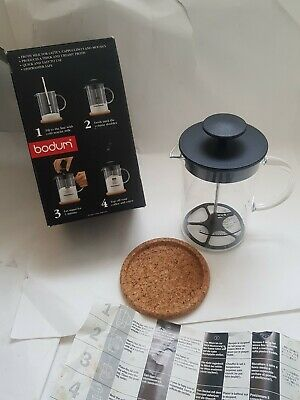 Bodum Coffee Jug Switz Design White New