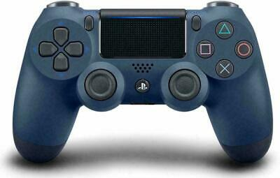 New wireless PS4 controller for Sony Playstation 4 - Midnight Blue Dualshock 4