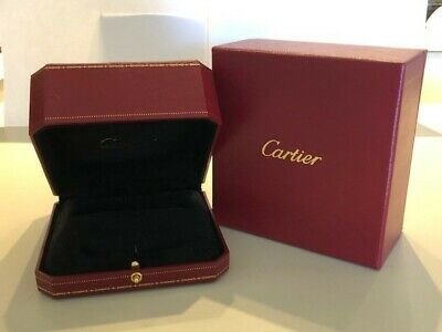 Cartier Love Bracelet Boxwith Outer Box.