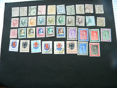 Luxembourg Stamp Collection $143.20 Catalog Value
