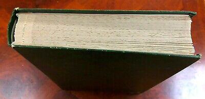 64 Pages Hardcover Stamp Stockbook Green 9 x 12