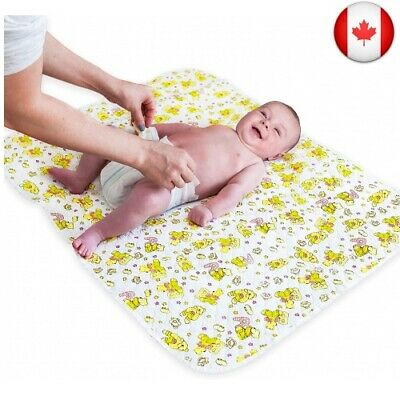 "Changing Pad Portable for Home & Travel - Large Size 31.5""x25.5"" - Biggest"