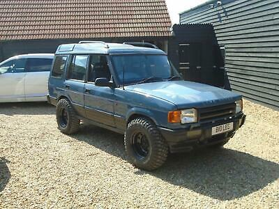 1994 Land Rover Discovery 2.5 TDi 5dr SUV Diesel Manual