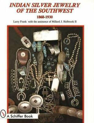 c1900s Vintage Indian Silver Jewelry Southwest Collector Guide Navajo Turquoise
